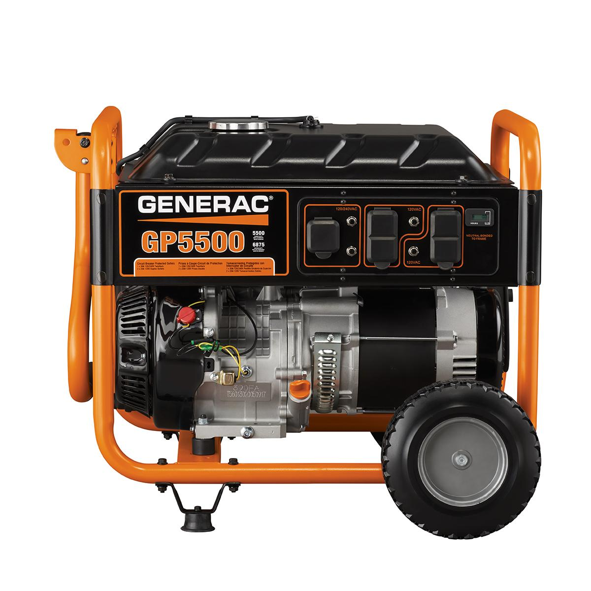 Wiring Diagram Starter 6500gp Generac Diagrams Generator Auto Start Amazon Com 5939 Gp5500 5500 Running Watts 6875 Automatic Transfer Switches Portable