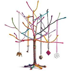 yarn tree, craft, display