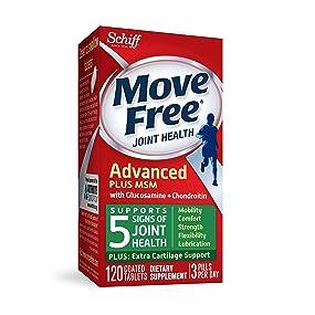 Move Free Advanced Plus MSM