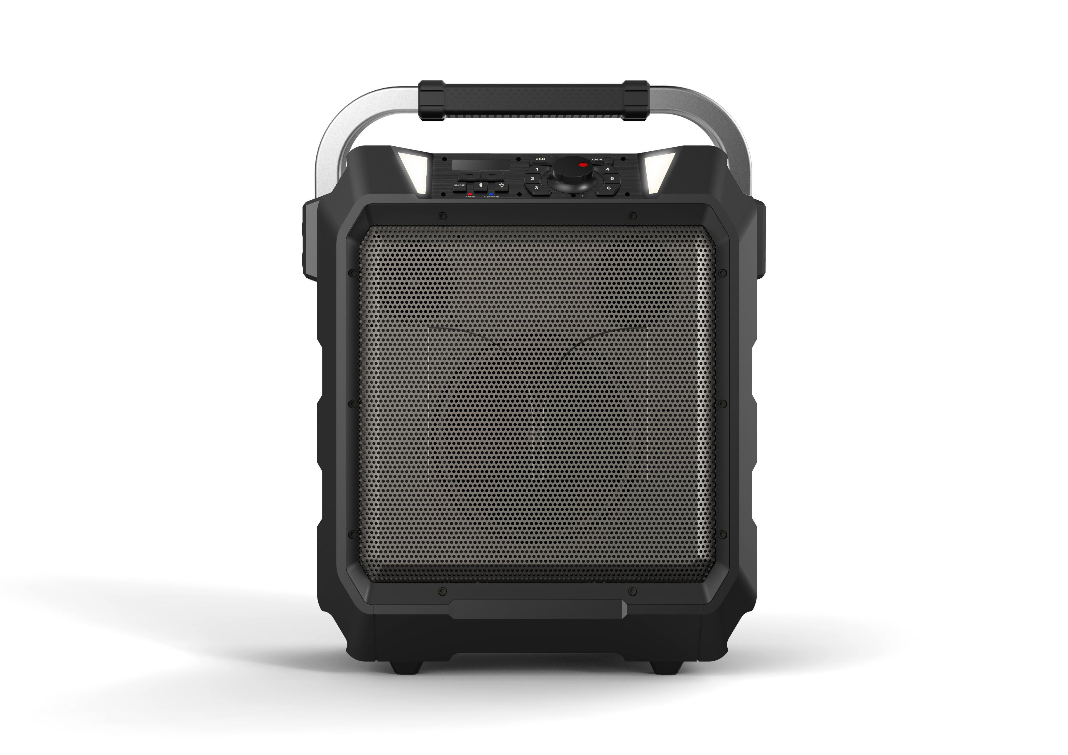 amazon com monster rockin roller 80 watts 80 hour battery