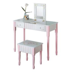 Girl Vanity, Kids Vanity, Child Vanity, Boutique Vanity, Gift, Kids  Furniture
