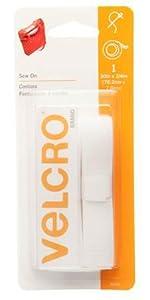 Amazon Com Velcro Brand Sticky Back For Fabrics No