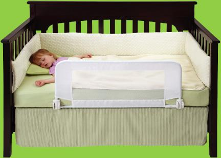 Amazon Com Hiccapop Safe Sleeper Convertible Crib Bed