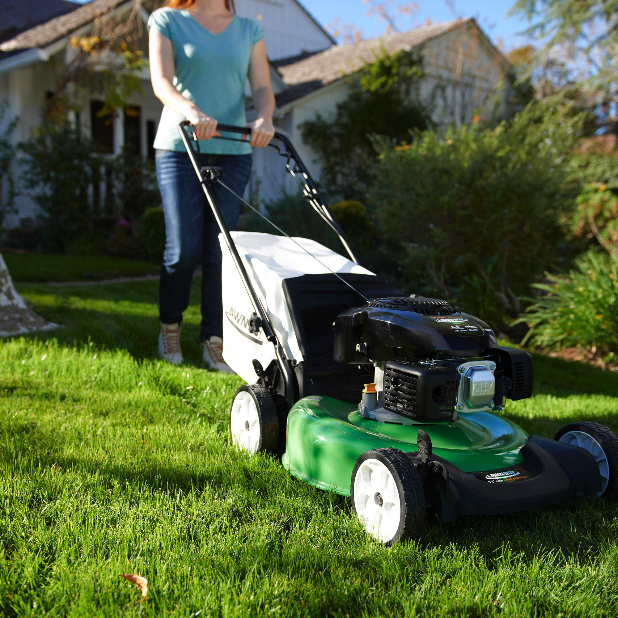 Amazon.com : Lawn-Boy 10732 Kohler XT6 OHV, Rear Wheel