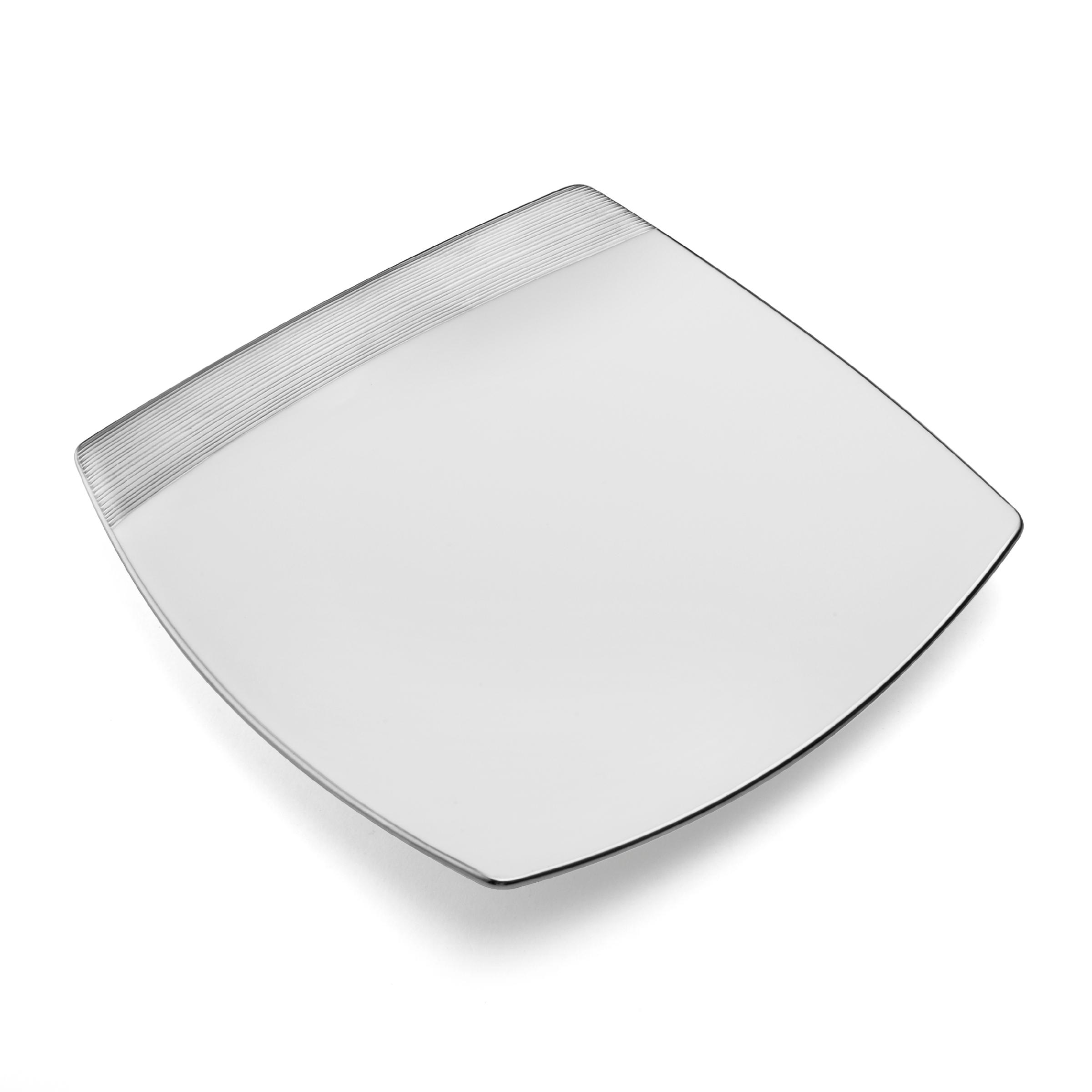 View larger  sc 1 st  Amazon.com & Amazon.com | Mikasa Ridge Square 16-Piece Dinnerware Set Service ...