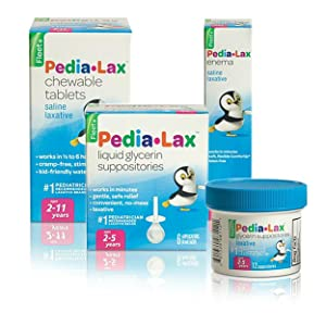 Amazon Com Pedia Lax Liquid Glycerin Suppositories 6