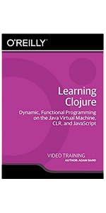 Learning Clojure