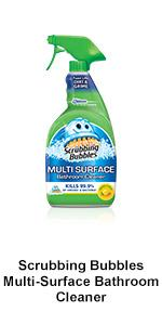 Scrubbing Bubbles Multi-Surface Bathroom Cleaner