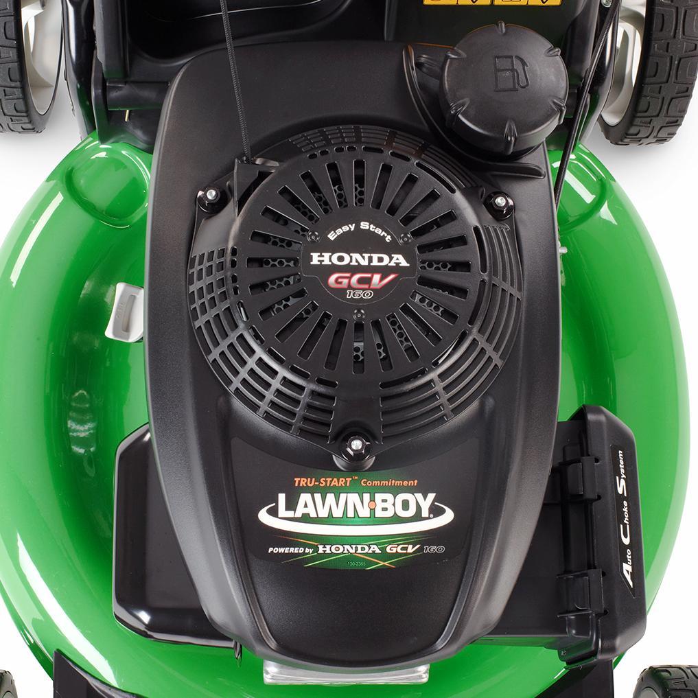 amazoncom lawn boy     honda cc engine    discharge high wheel push