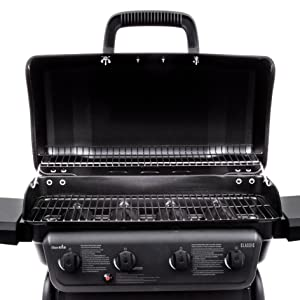 Amazon.com: Char-Broil Classic 405 Parrilla de gas propano ...