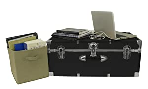 how to open a seward trunk