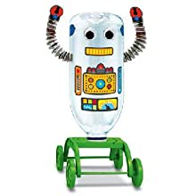 Amazon.com: 4M Tin Can Robot: Toys & Games