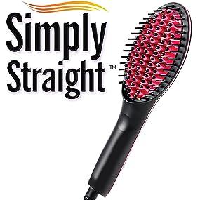 Amazon Com Simply Straight Ceramic Hair Straightening