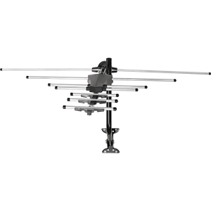 Amazon Com Ge 33685 Pro Outdoor Antenna With Mount Long