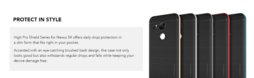 Amazon.com: Verus Carrying Case para LG Nexus 5 X – non ...