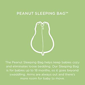 Peanut Sleeping Bag