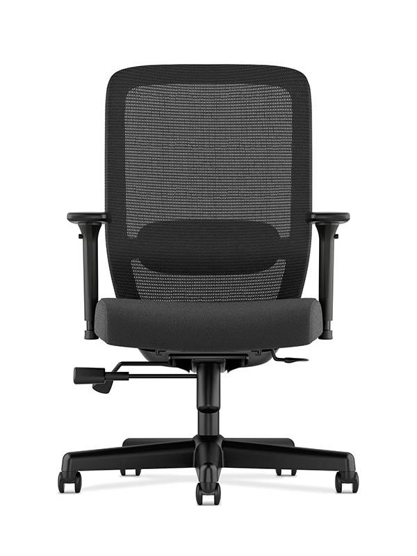 Basyx By Hon Hvl721 Mesh Task Chair With 2 Way
