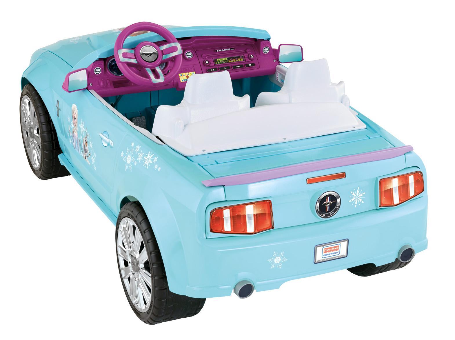 Frozen Car One Seat D