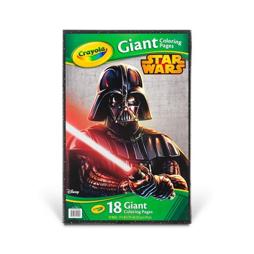 Amazon Crayola Star Wars Giant Coloring Pages Toys