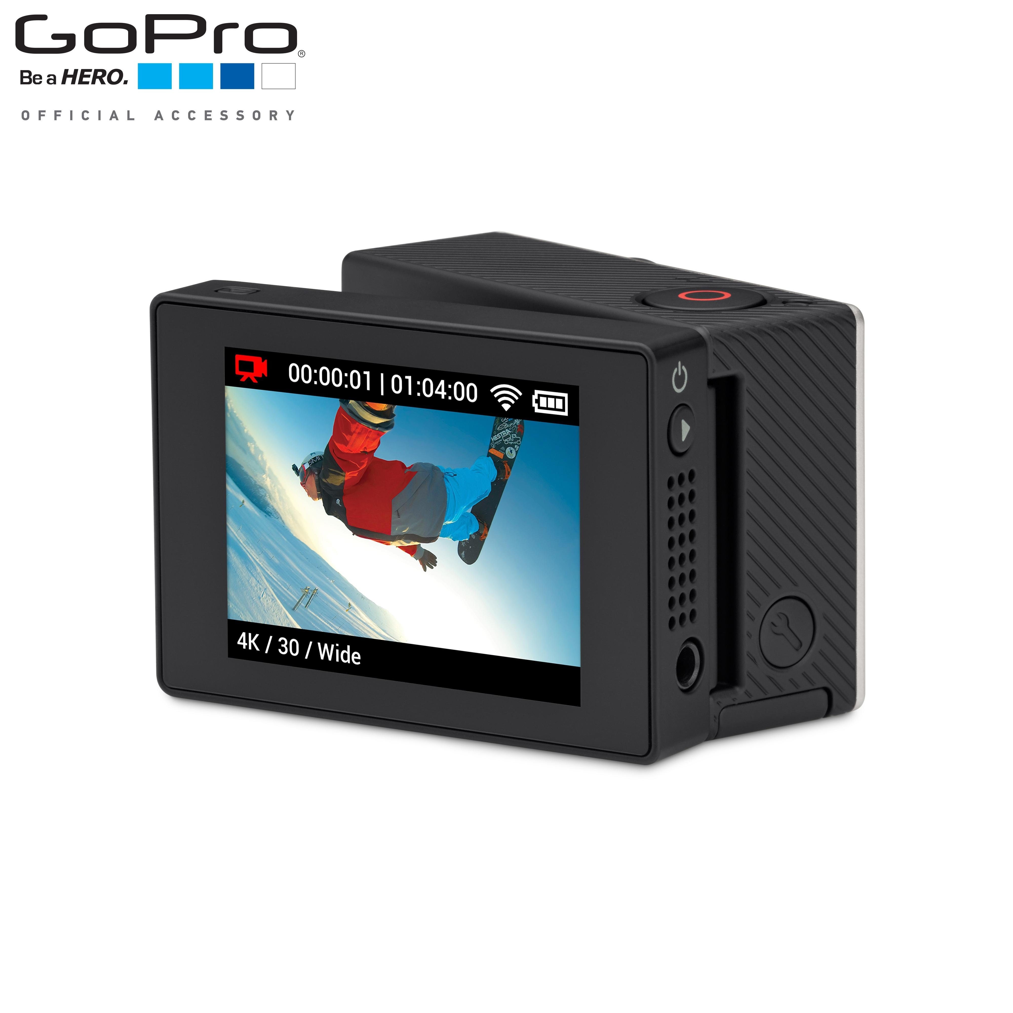 Gopro Lcd Touch Bacpac Extension Cable Bundle Blackout Housing 3rd Party For Hero3 Hero4 View Larger