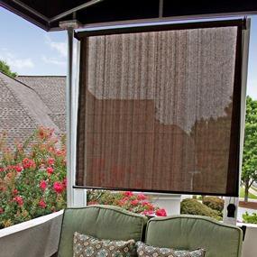 Amazon Com Radiance 2310012 Exterior Solar Shade With 80