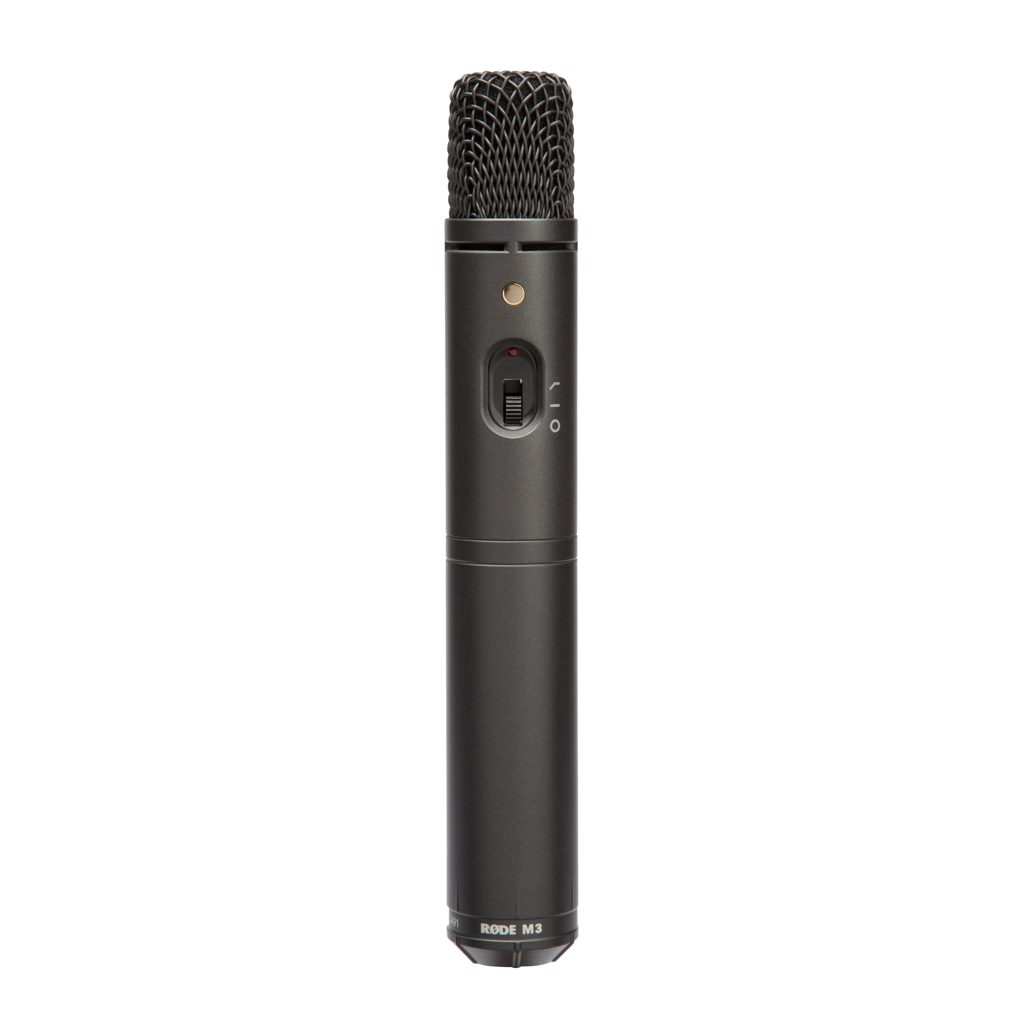 amazon com rode m3 instrument condenser microphone musical view larger