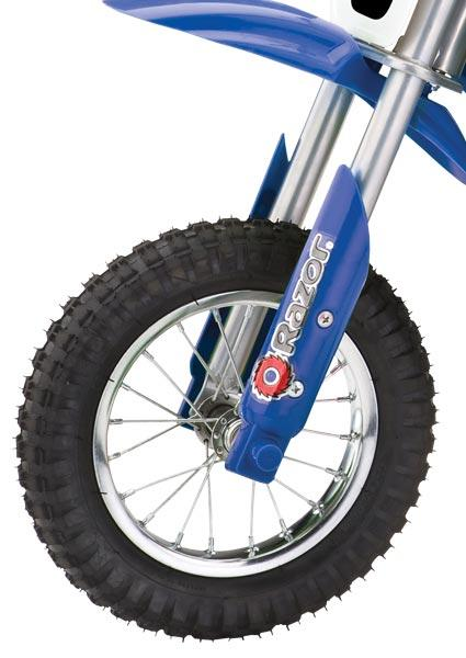 Amazon.com : Razor MX350 Dirt Rocket Electric Motocross Bike - Blue : Sports Scooter Equipment