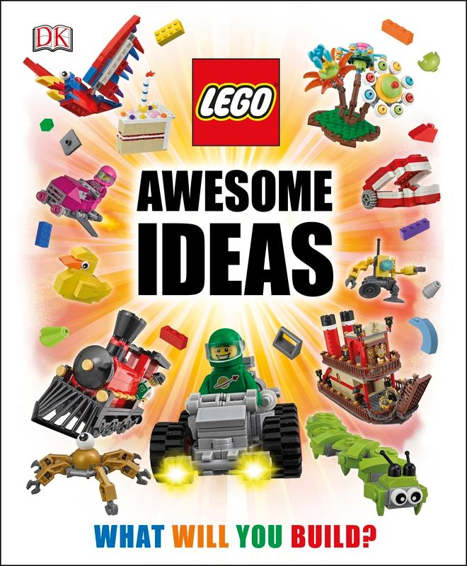Lego Awesome Ideas Daniel Lipkowitz 9781465437884 Amazon Books