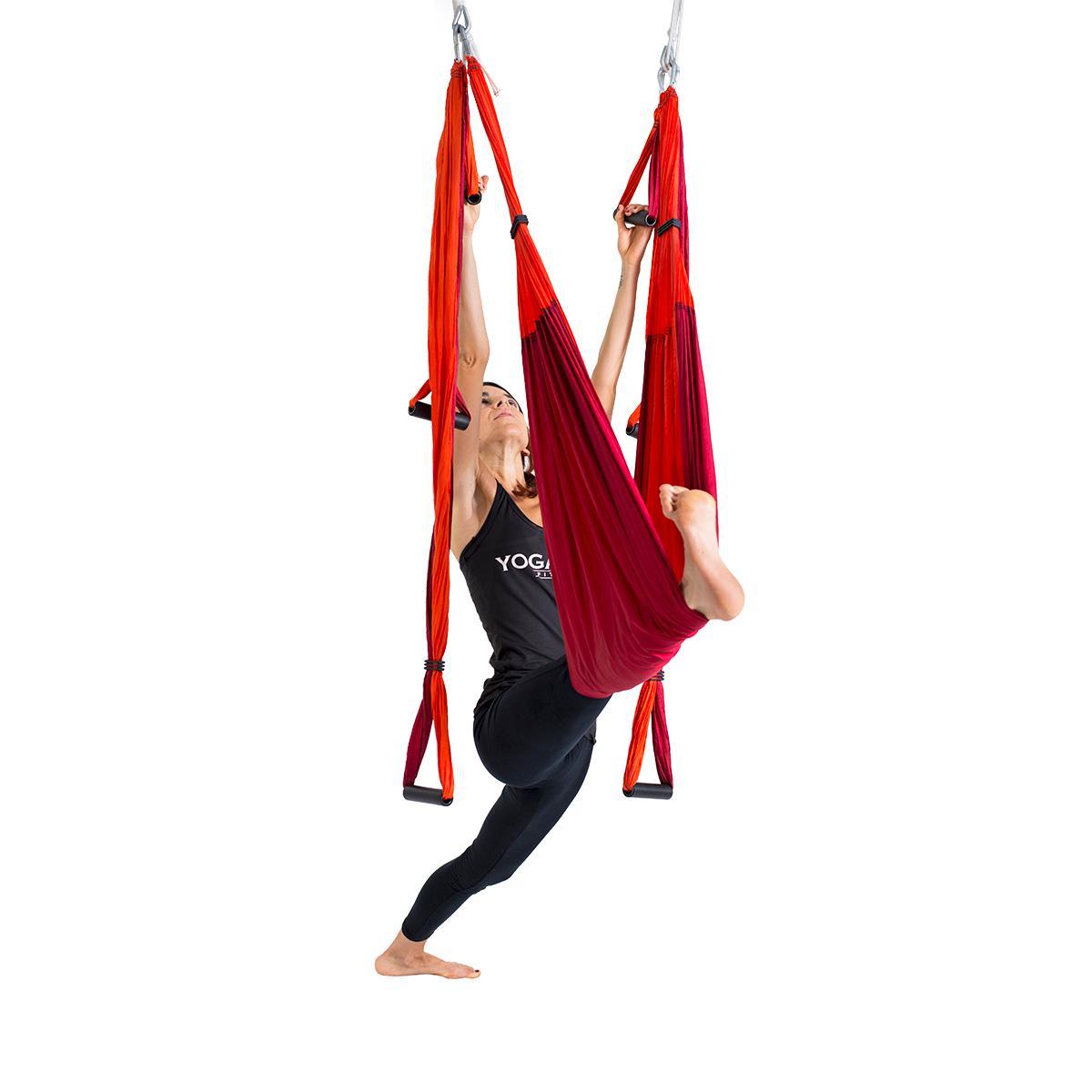 Amazon.com : YOGABODY Naturals Yoga Trapeze-Yoga Swing
