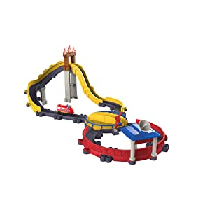 Amazon.com: Chuggington StackTrack Motorized High Speed Rescue: Toys ...