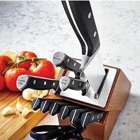 calphalon cutlery, cutlery set, knife block, knife block set, knife set