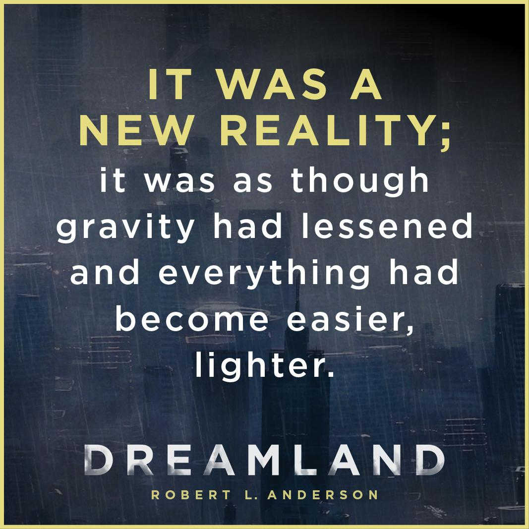 what is the book dreamland about