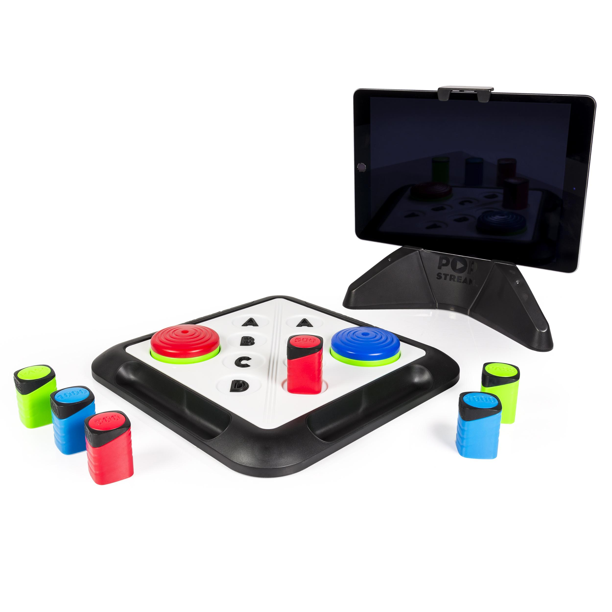 Board Games Toy : Amazon spin master games pop stream board game