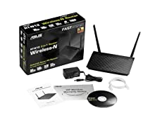 ASUS, WiFi, Router, Home, Wireless, N300, RT-N12