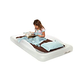 Amazon.com : The Shrunks Toddler Travel Bed Portable ...