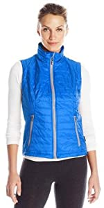 Charles River Apparel Women's Radius Quilted Vesy
