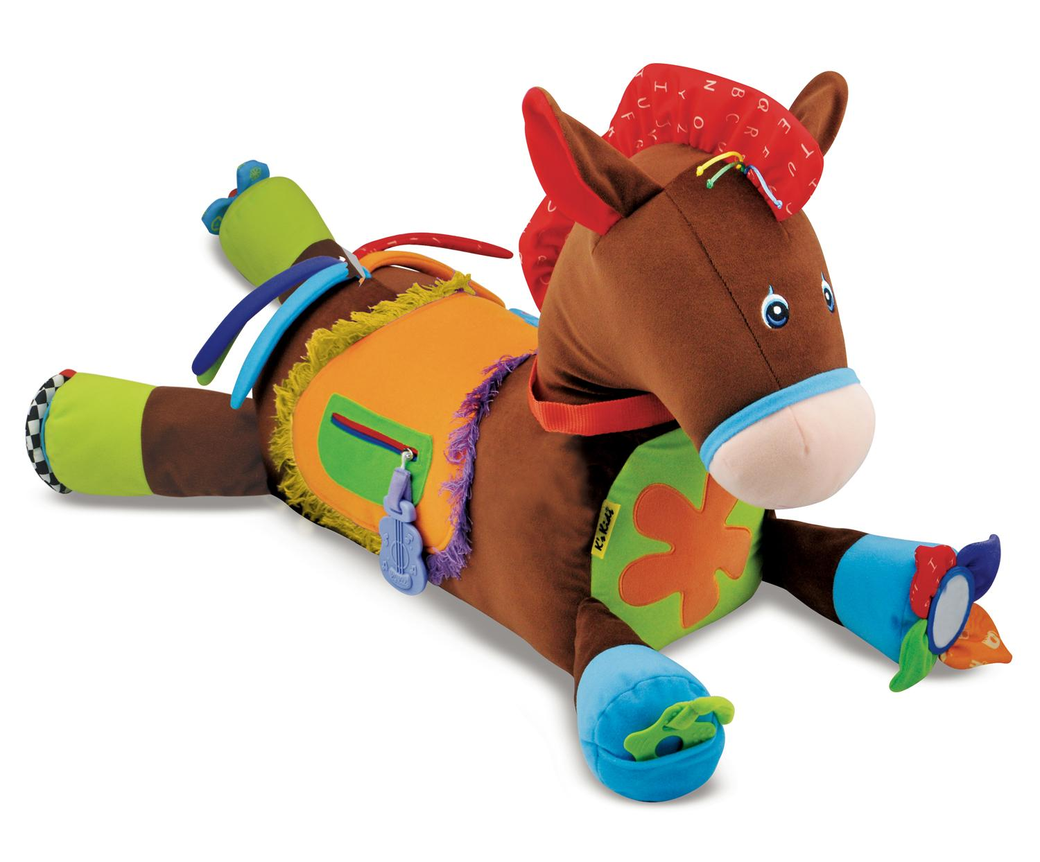 Melissa And Doug Toys : Amazon melissa doug giddy up and play baby activity