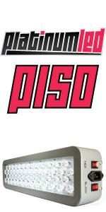 led grow light, PlatinumLED, P150, DS100, Advanced Diamond Series, Apollo, Mars Hydro, Top LED
