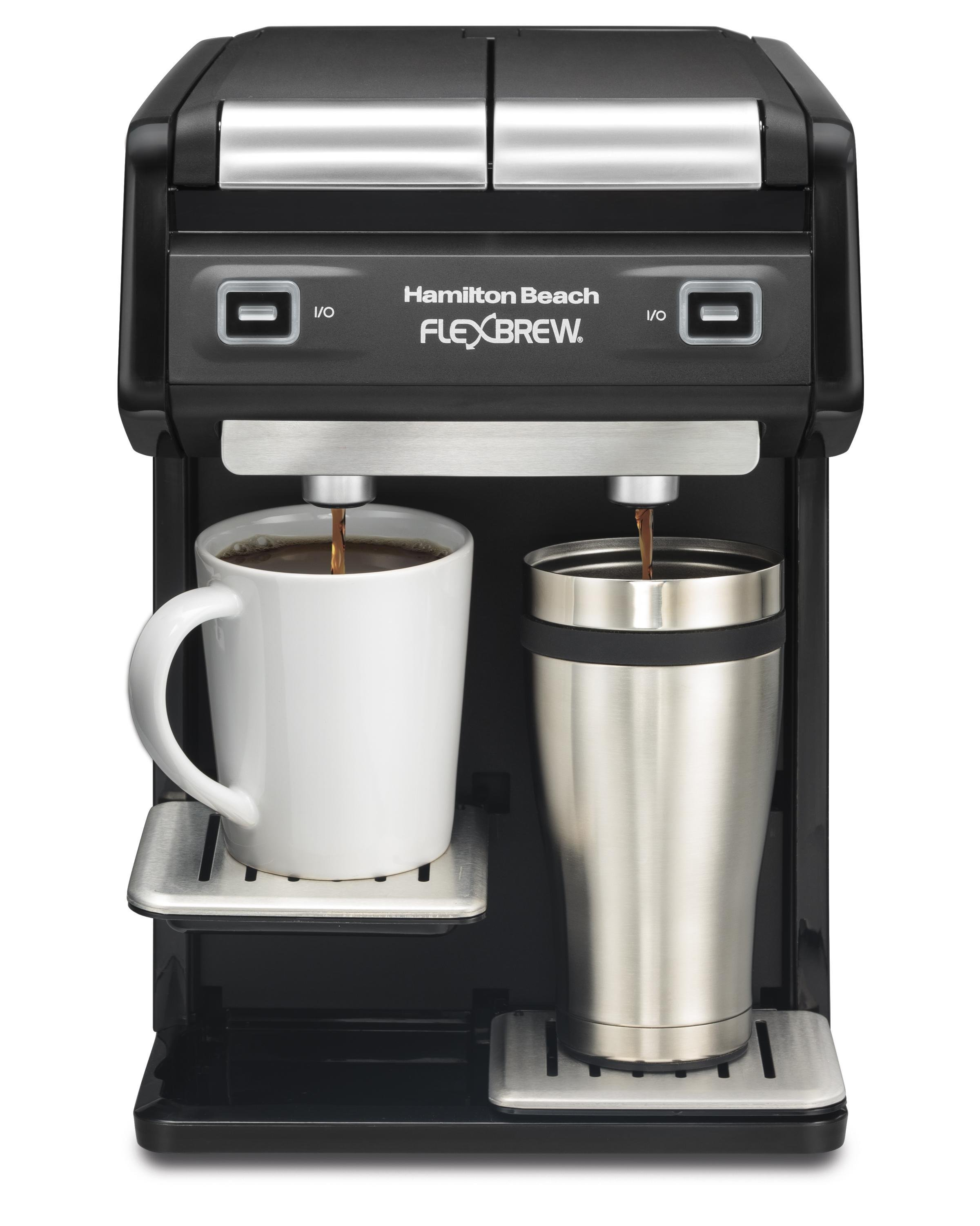 Amazon Com Hamilton Beach 49998 Flexbrew Dual Single