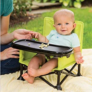 Amazon Com Summer Infant Pop And Sit Portable Booster