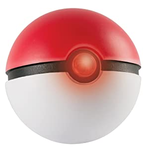 If the light is red after you throw your Lights and Sounds Poké Ball