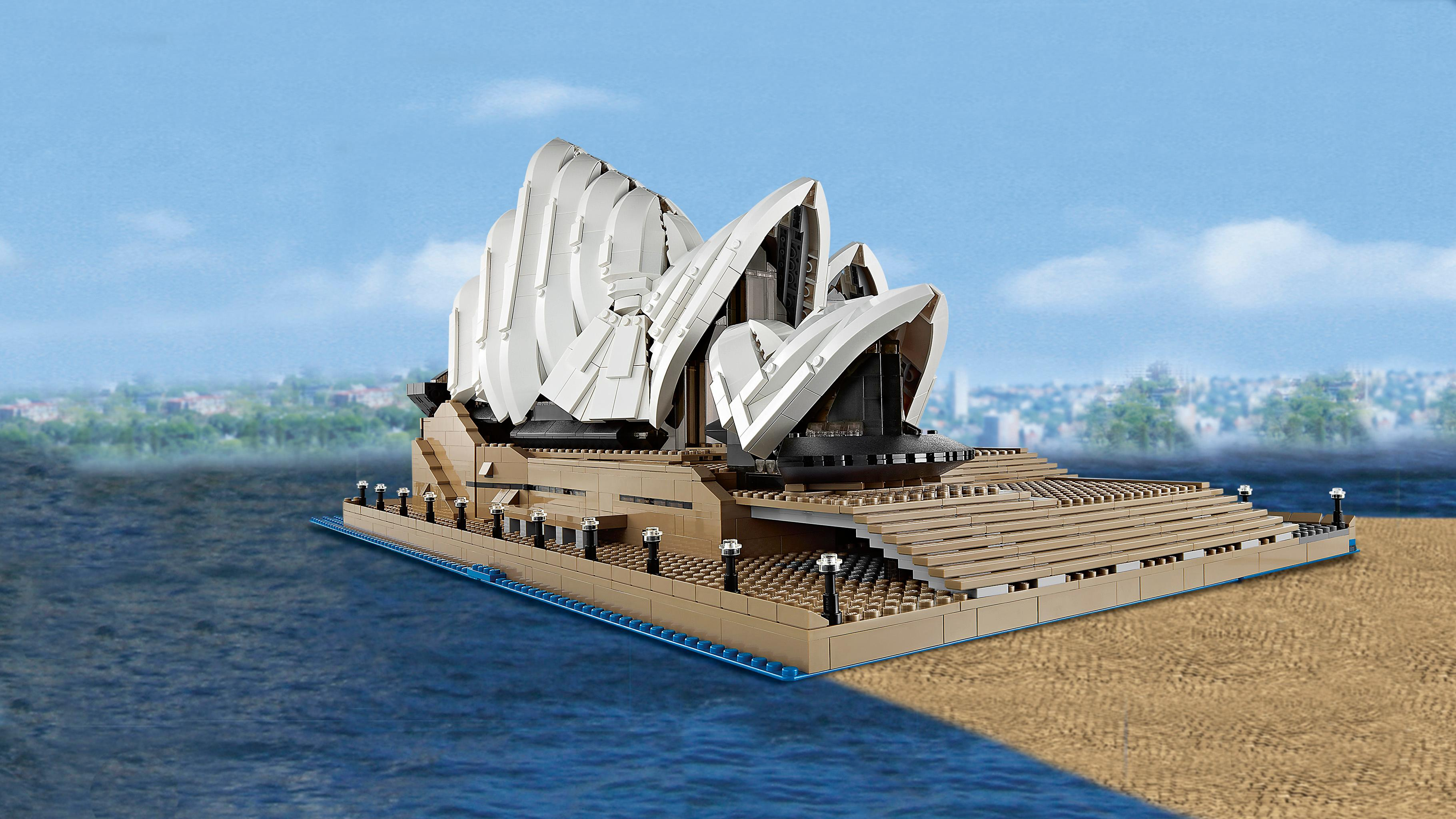 Amazon.com: LEGO Creator Expert 10234 Sydney Opera House: Toys & Games