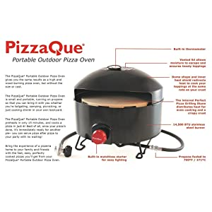 how to use your pizzaque
