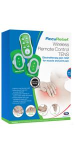 Wireless Remote Control TENS