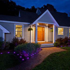 Sylvania Smart Led Landscape Lighting Set Gardenspots