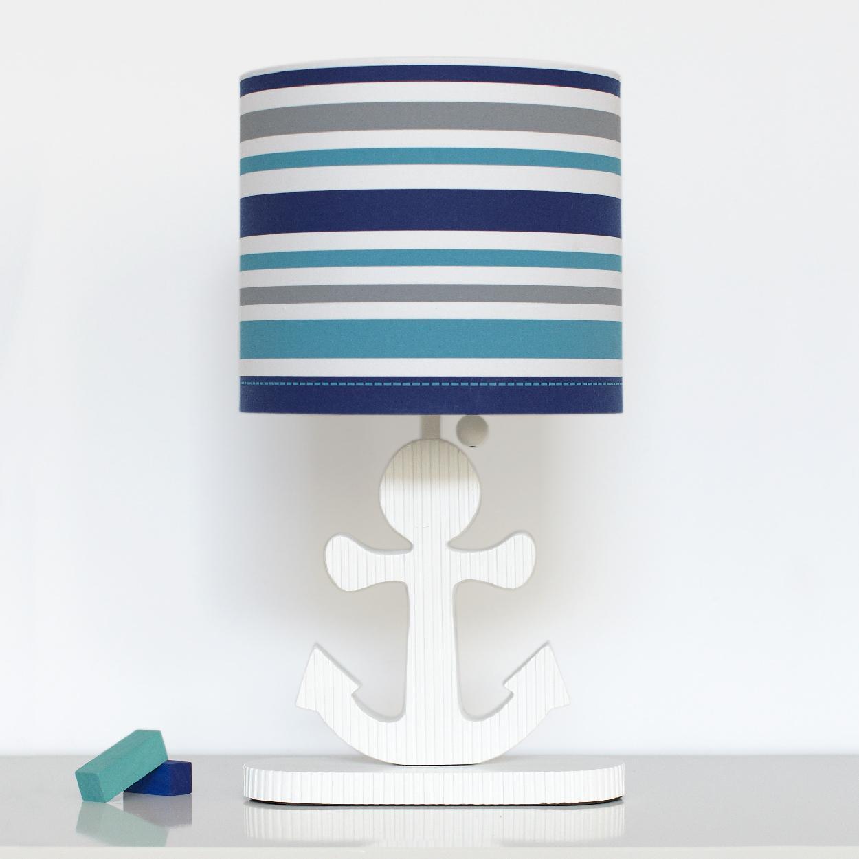 Amazon Com Just Born Nursery Lamp Botanica Collection W