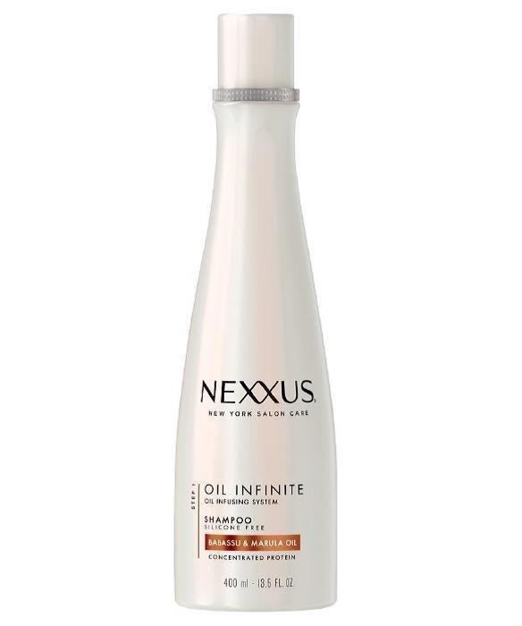Amazon.com : Nexxus Oil Infinite Shampoo, for Dull or