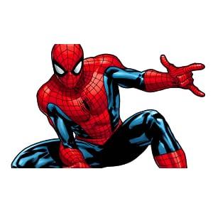 Amazon Com Delta Children Marvel Spider Man Figural