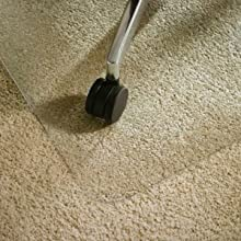 Carpet Protection with Floortex Mat