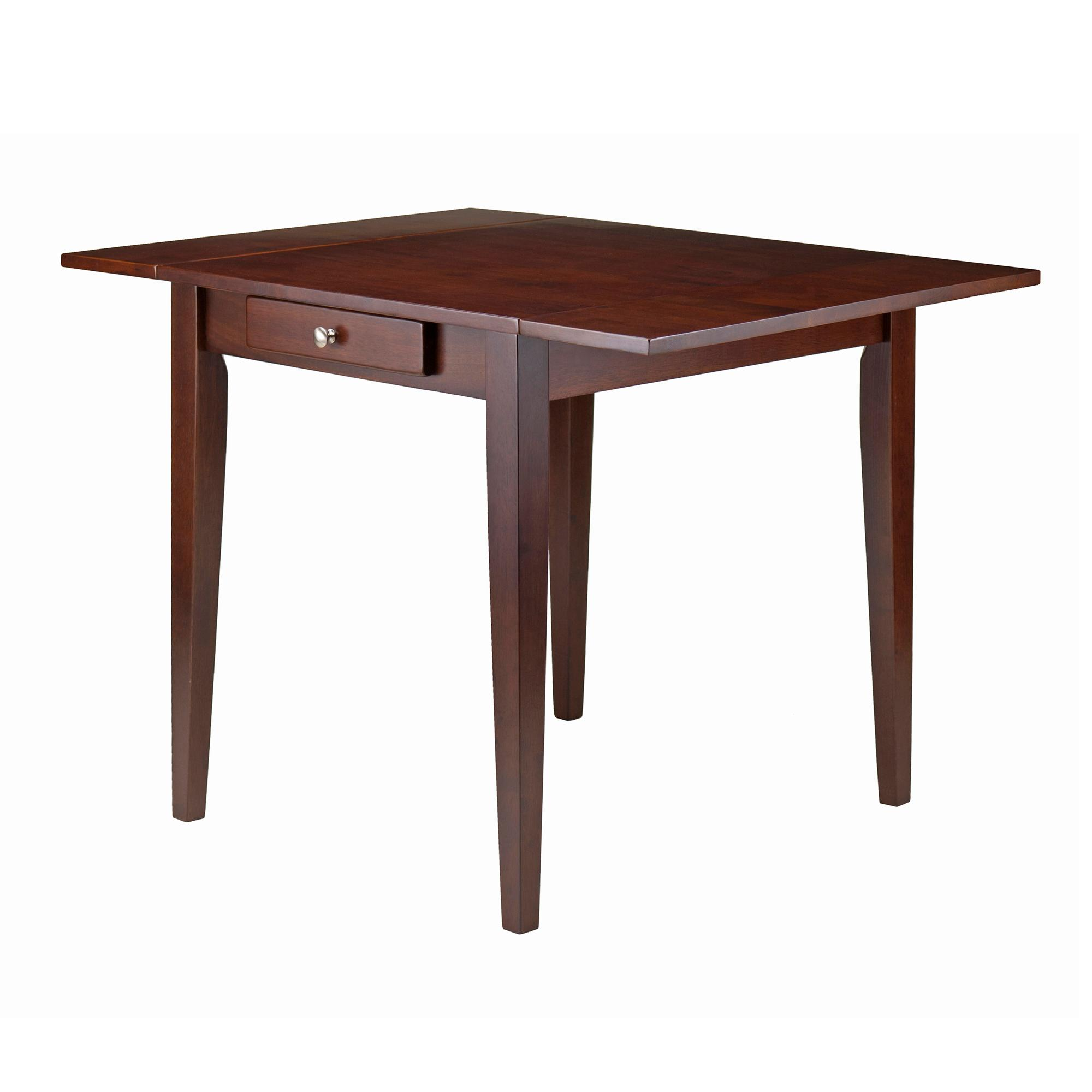 BQY drop leaf kitchen table Hamilton Double Drop Leaf Dining Table